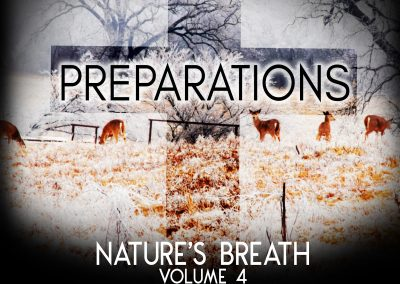 Nature's Breath: Preparations