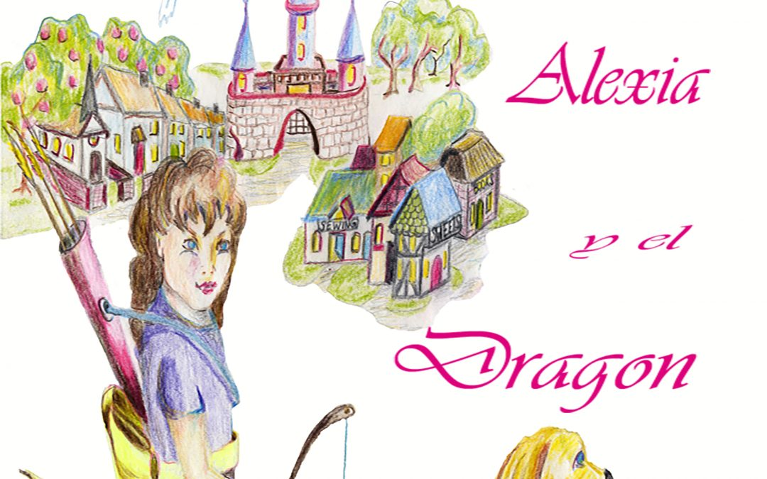 La Princesa Alexia y El Dragon